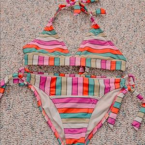 Other - Striped, Colorful Bikini